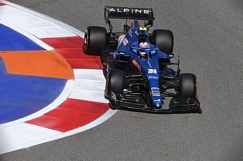 F1: Ocon perplesso dalla differenza di prestazioni con Alonso