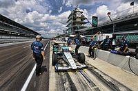 Indy 500: Alonso, contento tras volver a competir 7 meses después