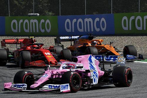Különleges kameranézetből Leclerc és Pérez csatája a Red Bull Ringről