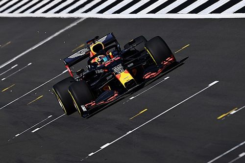 Verstappen has to wait as Red Bull runs at Silverstone