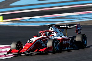 Ferrari junior Armstrong tops Paul Ricard F3 test