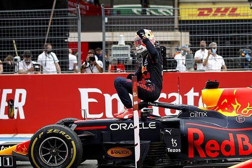 """Verstappen: """"Ganar a dos vueltas del final es muy gratificante"""""""