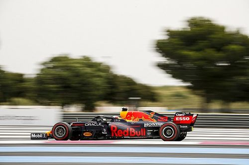 Verstappen: Red Bull didn't expect to be this good in French GP qualifying