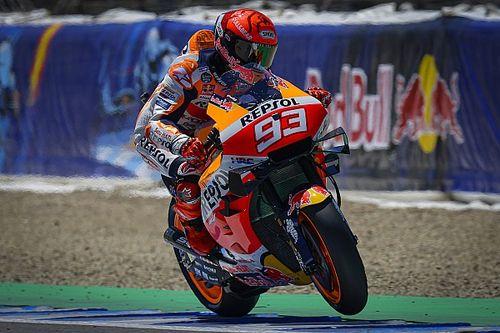 Marquez wijst zwakke punten van Honda aan