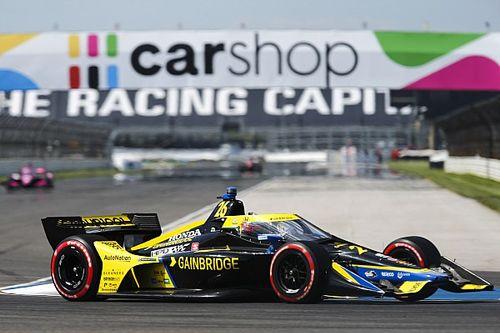 Csak az FIA külön engedélyével versenyezhetne 2022-ben a Forma-1-ben az IndyCar szupertehetsége
