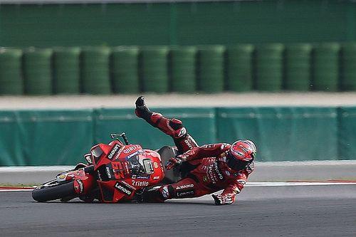 El consejo de Rossi a Bagnaia que no siguió y le condenó