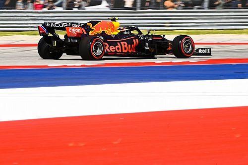 Perez snelste in tweede training Amerikaanse GP, Verstappen P8