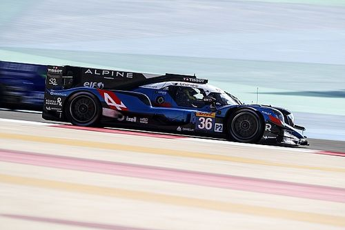 Alpine confirms driver line-up for WEC LMP1 effort