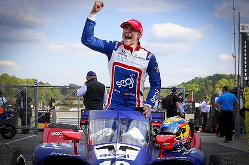 Palou wint seizoensopener IndyCar Series, Veekay zesde