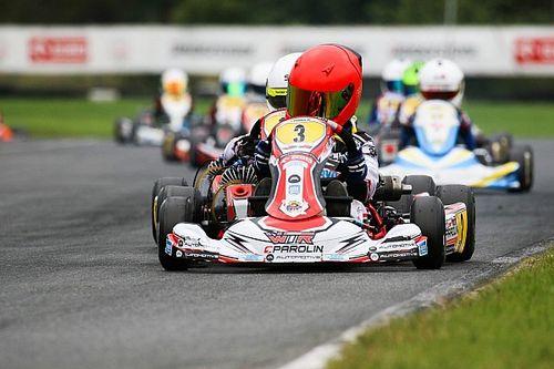 9-letni Polak na wyścigowym uniwerku