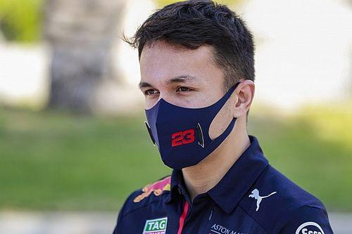 Ex-Red Bull crê que Albon ainda tem chances de ficar em 2021