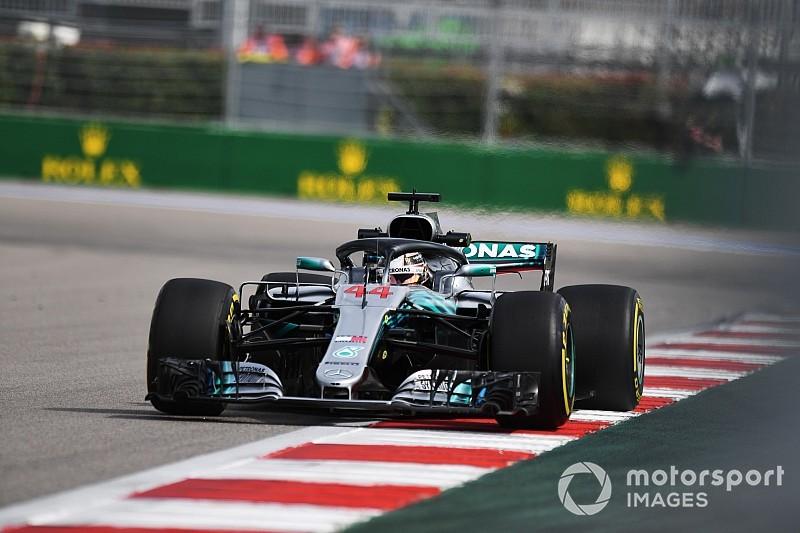 Formel 1 Russland 2018: Hamilton gegenüber Vettel klar im Vorteil