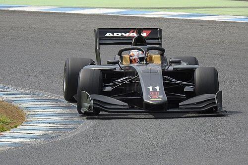 Karthikeyan tests next-gen Super Formula car
