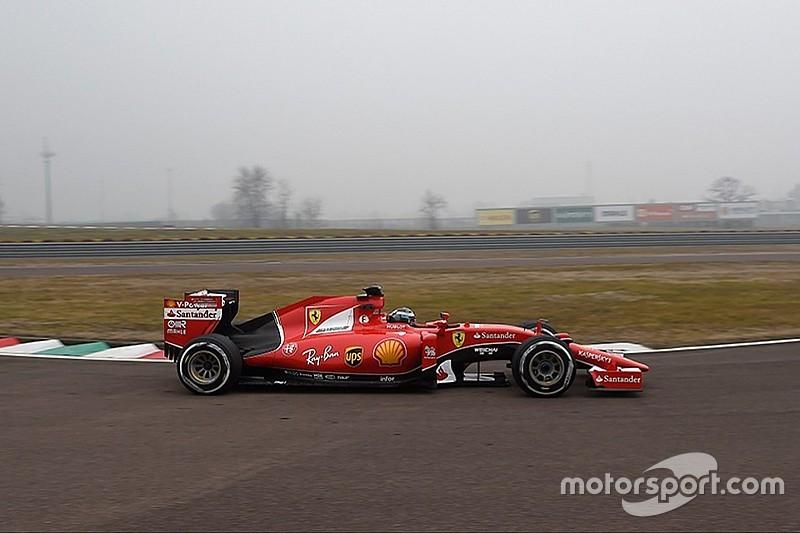 Antonio Giovinazzi mulai kemudikan Ferrari di Fiorano