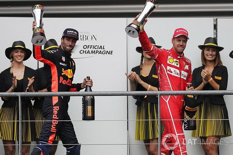 Ріккардо не хоче бути другим номером Ferrari