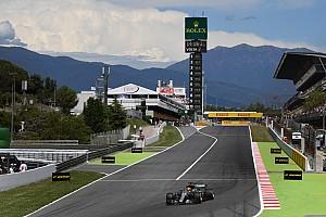 F1 练习赛报告 西班牙大奖赛FP2:汉密尔顿稳居榜首,法拉利缩小差距