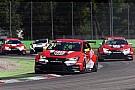 TCR Craft-Bamboo Racing score podium in Monza