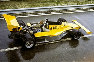 Fórmula 1 Historia Retro - La llegada de Renault en la Fórmula 1 en 1977 (parte 1)