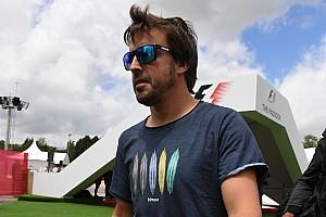 """F1 Noticias de última hora Alonso: """"Espero que aquí empiece un nuevo campeonato para nosotros"""""""