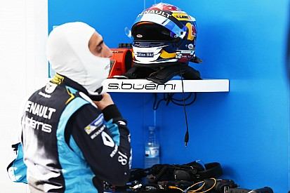 Formule E Chronique Buemi -