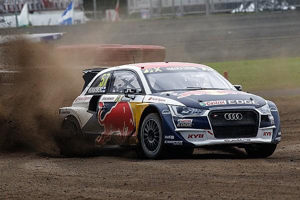 Heikkinen, Ekstrom'ün WRX takımından ayrıldı