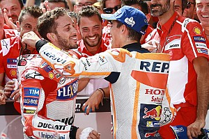 MotoGP 速報ニュース 【MotoGP】マルケス「最終ラップで攻めなかったら、今夜眠れなかった」