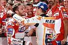 Dovizioso senang menangi duel sulit lawan Marquez