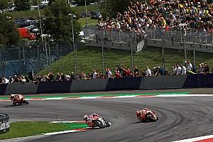 【MotoGP】ドヴィツィオーゾ、マルケスの攻撃に憤慨「少し怒っていた」