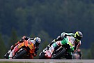 Aprilia says beating KTM is