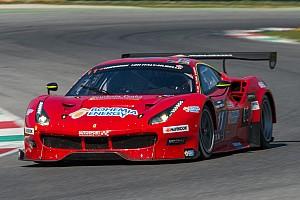 Endurance Qualifying report Scuderia Praha Ferrari on pole for 12H Mugello