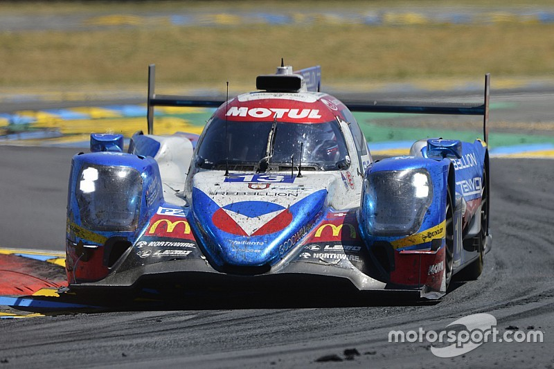 Le Mans: Rebellion esclusa. Al terzo posto sale la seconda Oreca del team DC Chan
