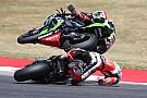 Superbike-WM Chaz Davies: Wirbelbruch nach Crash mit Superbike-Konkurrent Rea