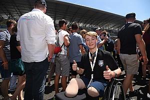 Le Mans Entrevista Monger: