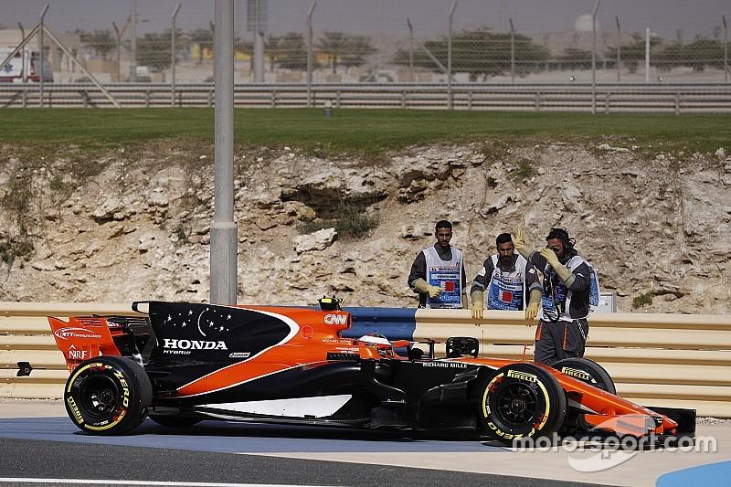 McLaren avec une évolution Honda pour améliorer la fiabilité à Sotchi