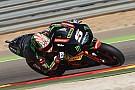 MotoGP Zarco se sintió avergonzado por quedar detrás de un Rossi lesionado