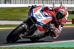 MotoGP Breaking news Stoner kembali ikuti tes MotoGP bersama Ducati