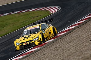 DTM Qualifying report Zandvoort DTM: Glock leads all-BMW top four in qualifying