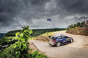 WRC Отчет о секции Тянак упрочил преимущество над Миккельсеном в Германии