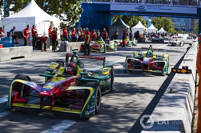 """Formel-E-Teams warnen vor """"Wettrüsten"""" der Hersteller"""