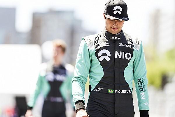 """Piquet had """"te veel twijfel"""" bij voormalig Formule E-team"""
