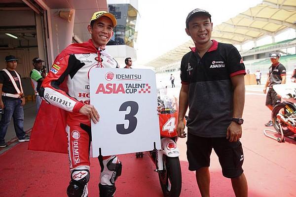 ATC Race report ATC Malaysia: Podium perdana Gerry Salim musim ini