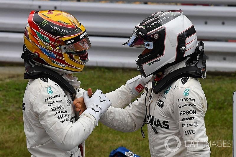 F1 2017: Die Qualifying-Duelle beim GP Japan