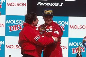 Формула 1 Ностальгія Цей день в історії: завершення кар'єри Алезі