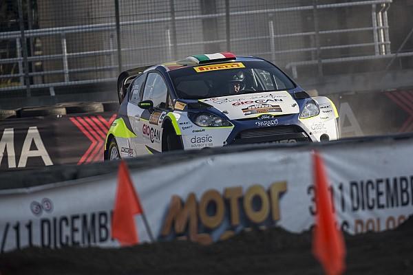 Prodotto Gara Motor Show, Trofeo Italia WRC: Tobia Cavallini si