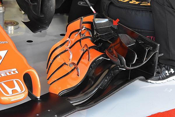 Teknik Analiz: McLaren'ın İspanya GP'deki gelişimi
