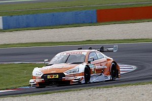 DTM Kwalificatieverslag DTM Lausitzring: Green snelst in derde training