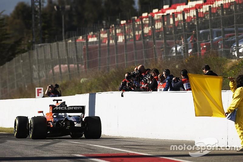 """Boullier - Pression """"maximale"""" sur la relation entre McLaren et Honda"""