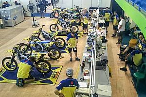 MXGP Noticias Suzuki abandona el MXGP