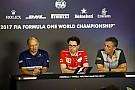 Formula 1 Hungarian GP: Friday's press conference