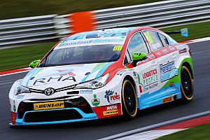 BTCC Race report Brands Hatch BTCC: Ingram wins opener after startline crash